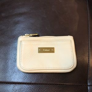 Chloe Coin Purse / Credit  Card Holder